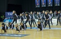 Hip Hop Dance at ANZ Netball Competition