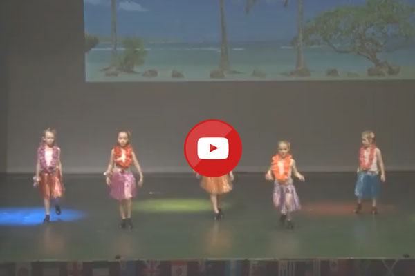 Jazz Unlimited Dance Studio Tap Videos